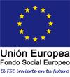 con el patrocinio del Fondo Social Europeo, Unión Europea