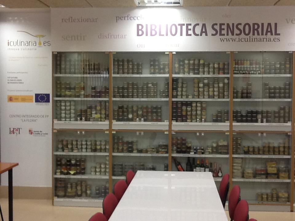 biblioteca sensorial de InnovaCulinaria